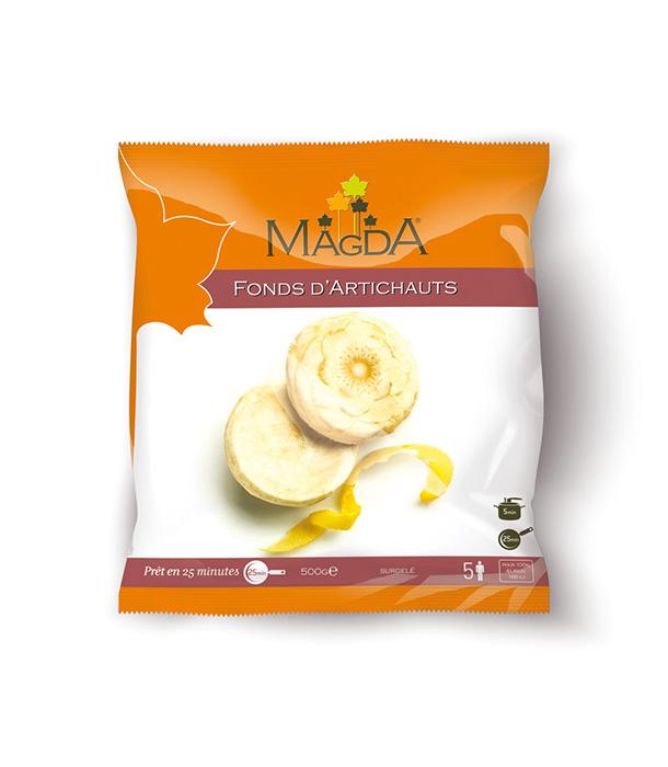 Fagot de haricots verts et beurre lardés Magda