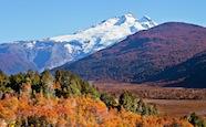 Mont Tronador, Patagonia, Argentina