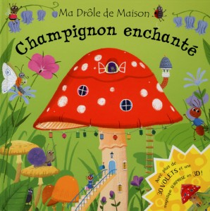 ChampignonEnchante_Grund ChampignonLitterature