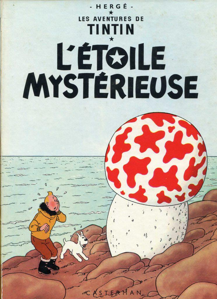 les-aventures-de-tintin---l-etoile-mysterieuse-1243002 ChampignonLitterature