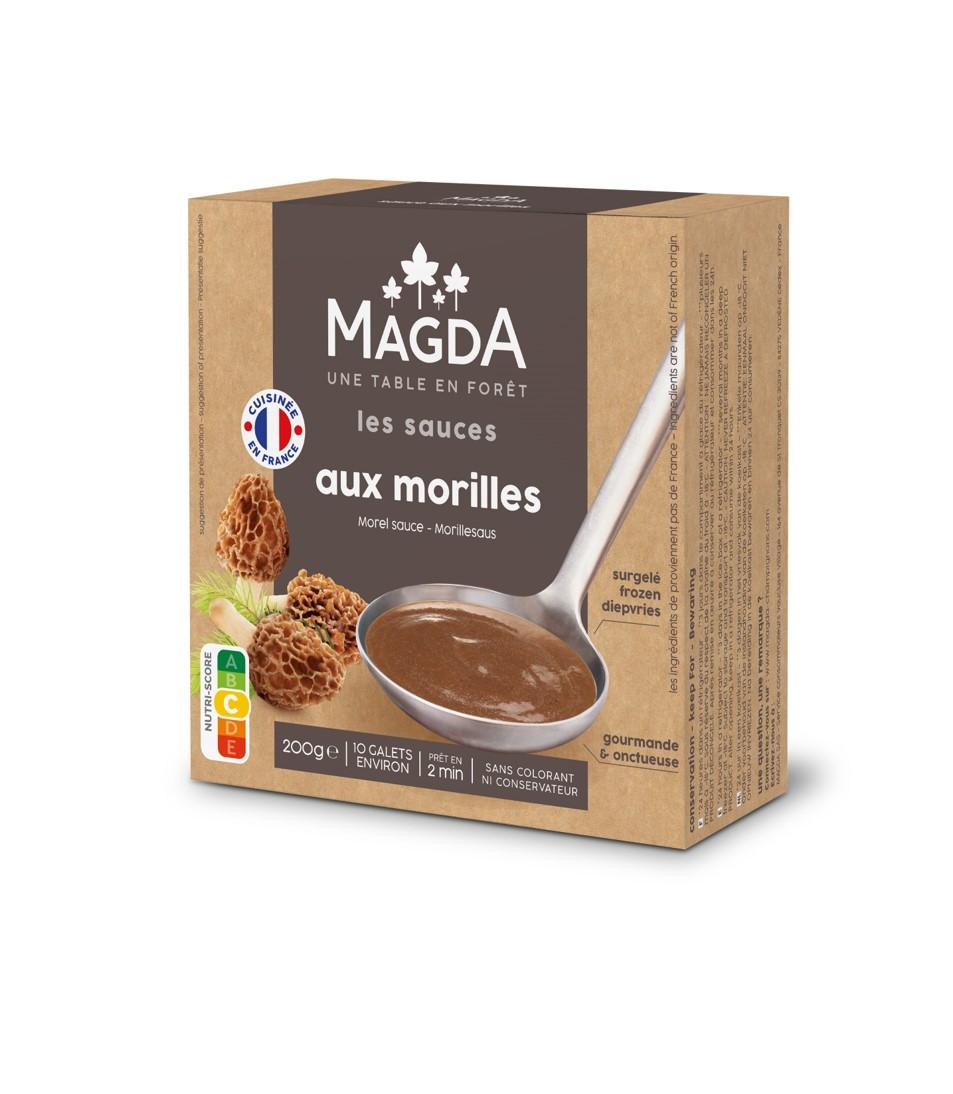 Mix de légumes en tempura Magda