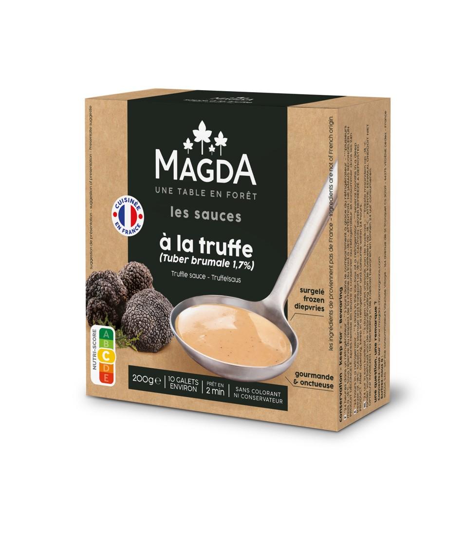 mix de cromesquis aux champignons Magda