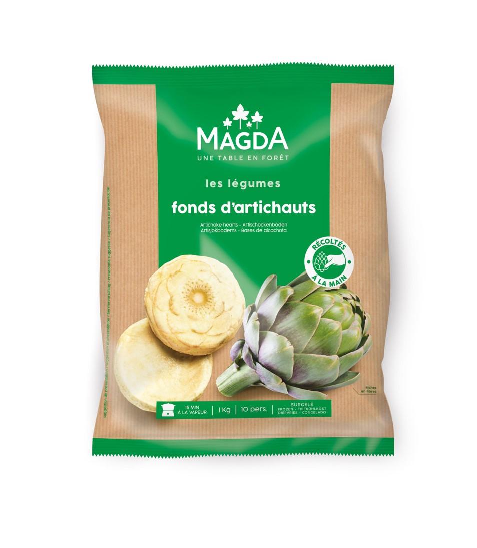 Fagot de haricots verts surgelés Magda