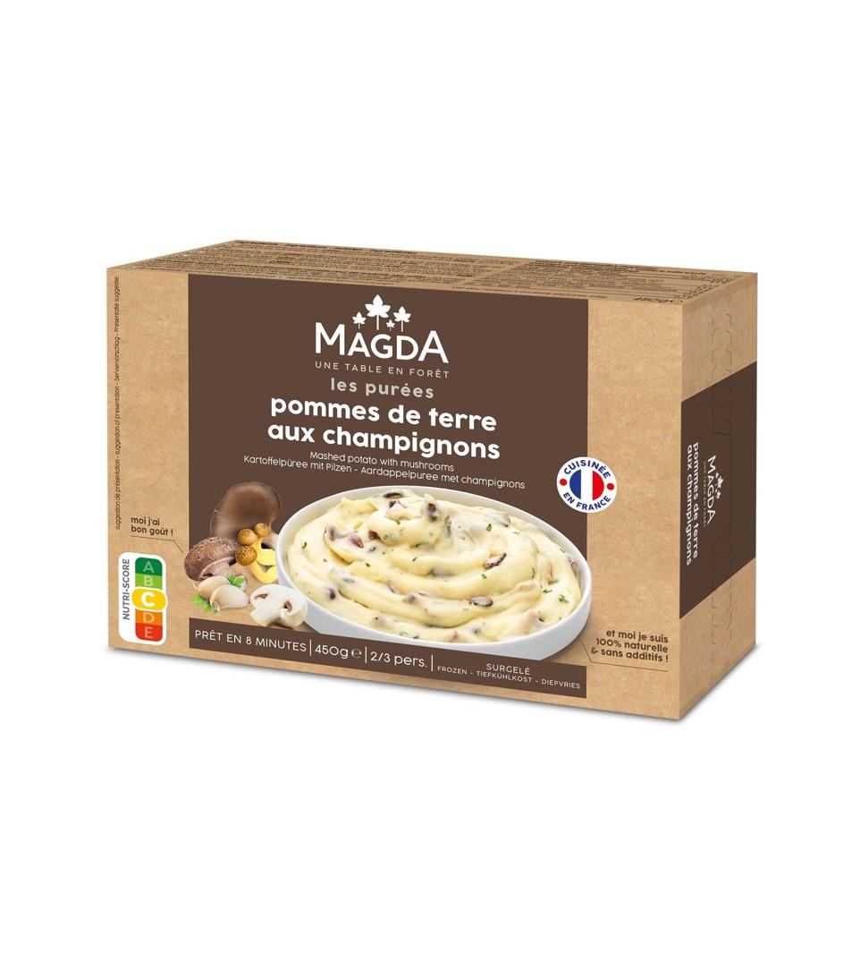 Purée champignons persillade MAGDA