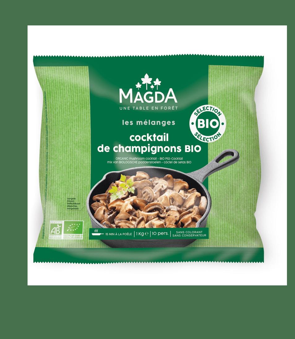 Cocktail de champignons Bio kg Magda